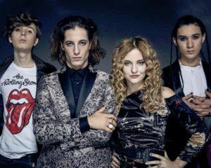 Maneskin, prosegue il tour della band rivelazione di X Factor