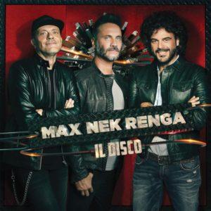 Max, Nek, Renga: dopo il tour arriva il primo disco insieme