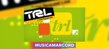 Music Amarcord: Total Request Live 1