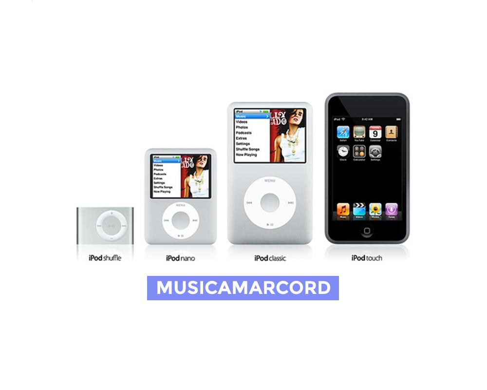 MusicAmarcord: iPod, una rivoluzione della musica
