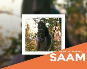 News of the Week: SAAM - È facile consumarsi le unghie