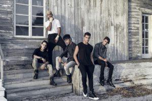 """CNCO, intervista alla band boy band di """"Reggaetón lento"""" 1"""