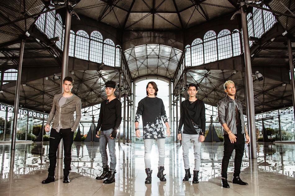 """CNCO, intervista alla band boy band di """"Reggaetón lento"""""""