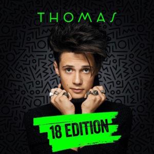 Intervista a Thomas sul nuovo album, il primo da maggiorenne