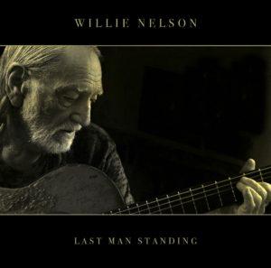 """""""Last man standing"""", esce oggi il nuovo album di Willie Nelson"""
