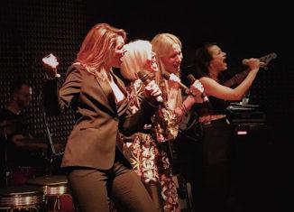 Le Deva, grande successo per il debutto live al Memo