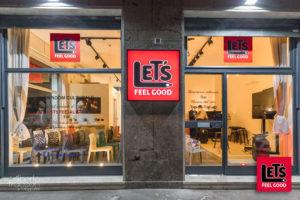 Locali361: Let's Feel Good, showroom culturale