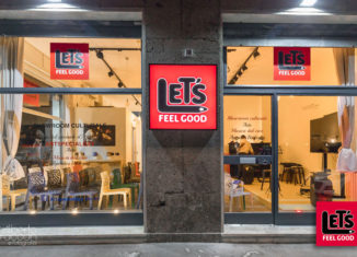 Locali361: Let's Feel Good, showroom culturale