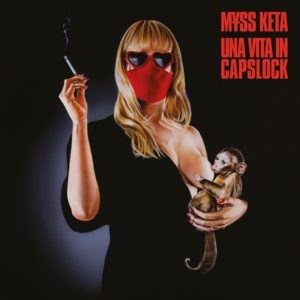 "M¥SS KETA chi è? La diva mascherata di ""Una vita in capslock"" 1"