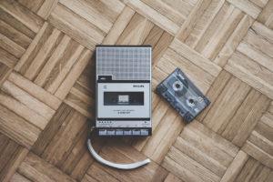 Music Amarcord: le musicassette a nastro