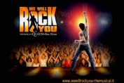 """We will rock you "", al via le audizioni del musical"