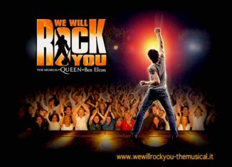 """""""We will rock you """", al via le audizioni del musical"""