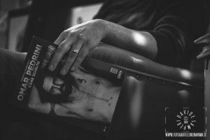 """Omar Pedrini: """"Cane sciolto"""", biografia di un rocker al teatro Menotti 1"""