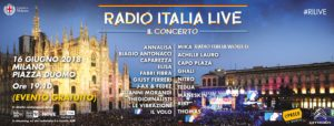Radio Italia Live, annunciato il cast del concerto 1
