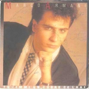 """""""Ora o mai più"""", conosciamo meglio Marco Armani 1"""
