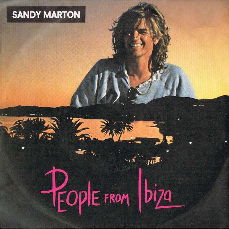 Tormentoni - anni 80 - 05 - People from Ibiza (1984)