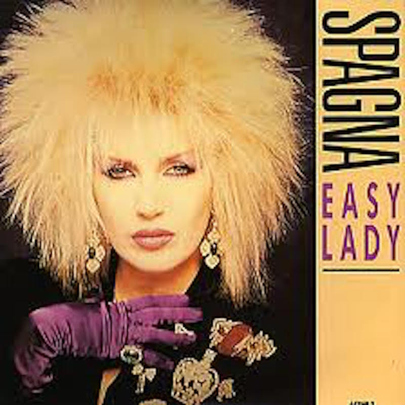 Tormentoni - anni 80 - 06 - Easy Lady (1986)