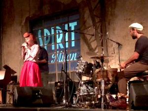 Emma Morton & The Graces protagonisti sul palco dello Spirit de Milan