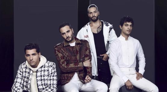"""Reik, intervista alla band di """"Amigos con derechos"""""""