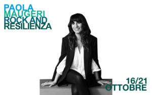 """Rock and Resilienza"": la filosofia rock di Paola Maugeri 2"