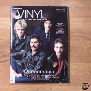 Vinyl: una rivista di musica con il filtro del vinile