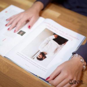 Vinyl: una rivista di musica con il filtro del vinile. 3