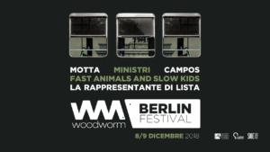 Woodworm Berlin Festival