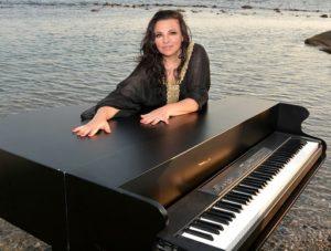 "Francesca Alotta: ""Anima Mediterranea, le mie radici""."