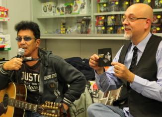 Giancarlo Passarella alla guida di Musicalnews 4