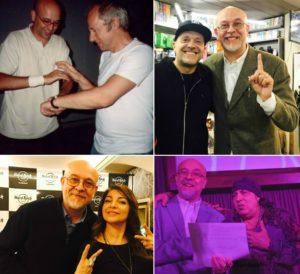 Giancarlo Passarella alla guida di Musicalnews 5