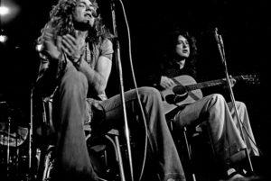 """""""Page & Plant"""": un matrimonio, dai Led Zeppelin ad oggi 1"""