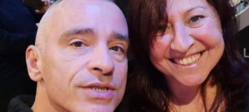 Patrizia Simonetti e l'inseparabile videocamera 3