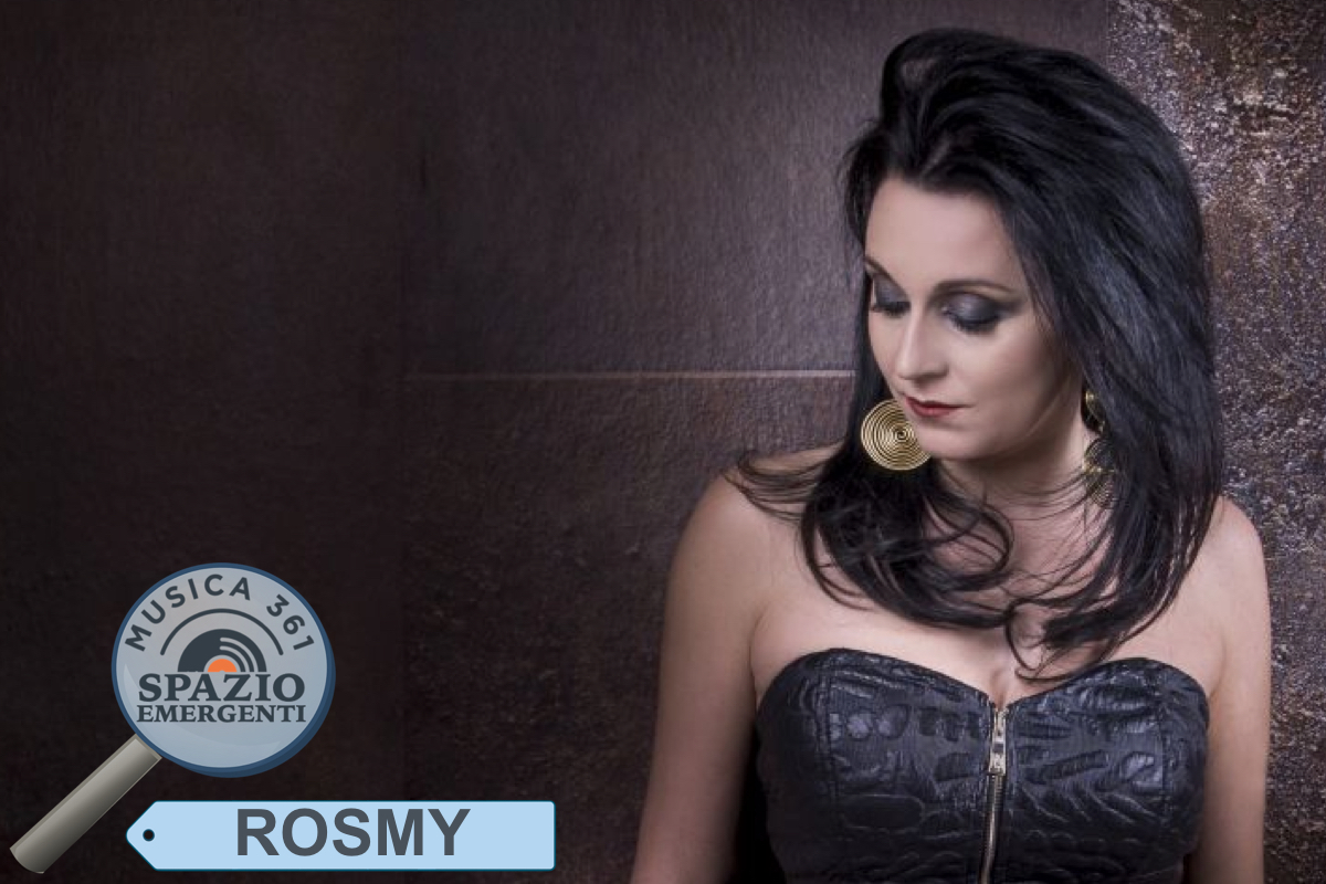 """Rosmy: """"Canto l'amore e le sue mille sfaccettature"""""""