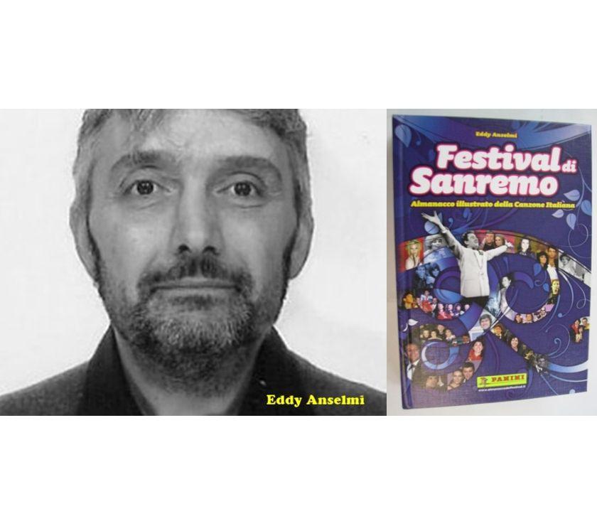 Tutto su Sanremo: la bibliografia di Eddy Anselmi