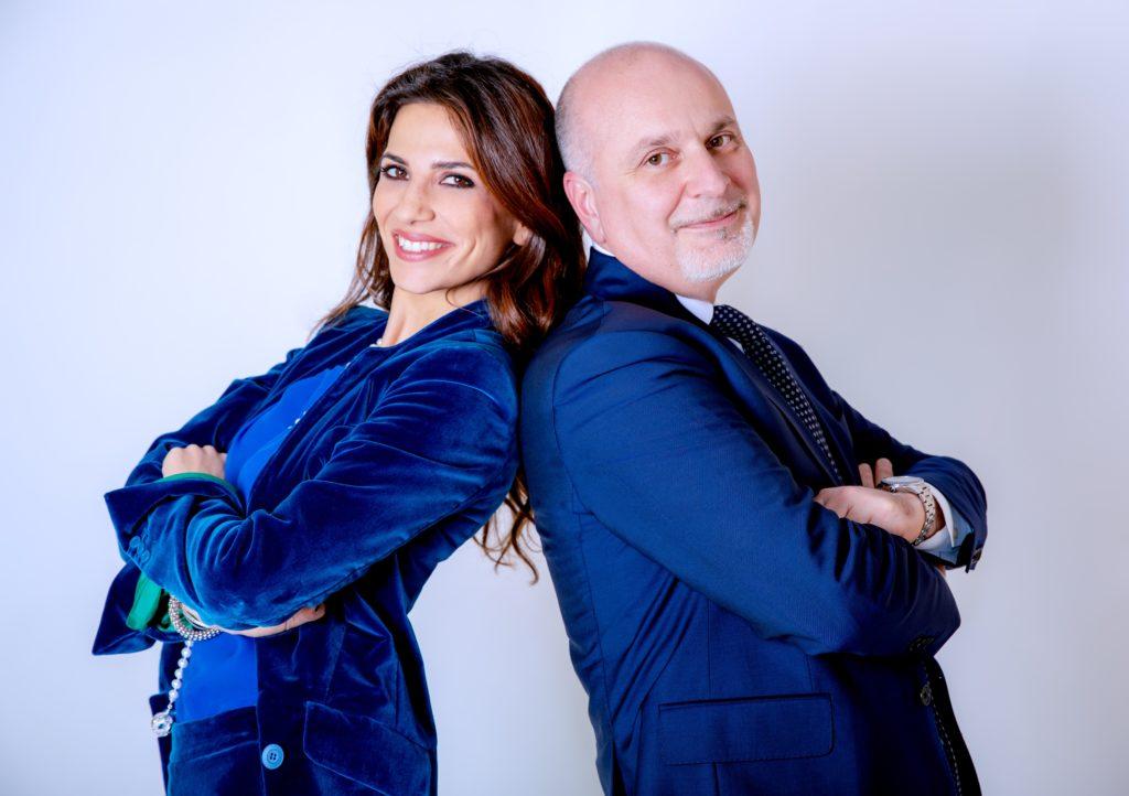 """Alla serata inaugurale di Casa Sanremo: """"That's Napoli Live Show""""."""