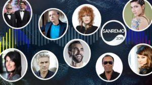 """Sanremo 2019: da """"Tv, Sorrisi e canzoni"""", testo dei testi 2"""
