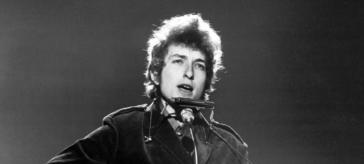"""Bob Dylan: quella """"Hard rain"""" che gli valse il Nobel"""