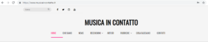 Edicola361: Musicaincontatto.it 3