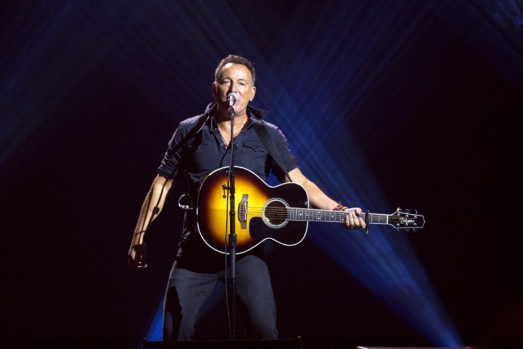 """Springsteen, uno dei protagonisti di """"Asbury Park"""""""
