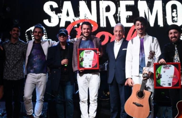 Concorso: Sanremo si tinge di Rock 2