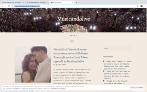 Edicola361: Musicandolive
