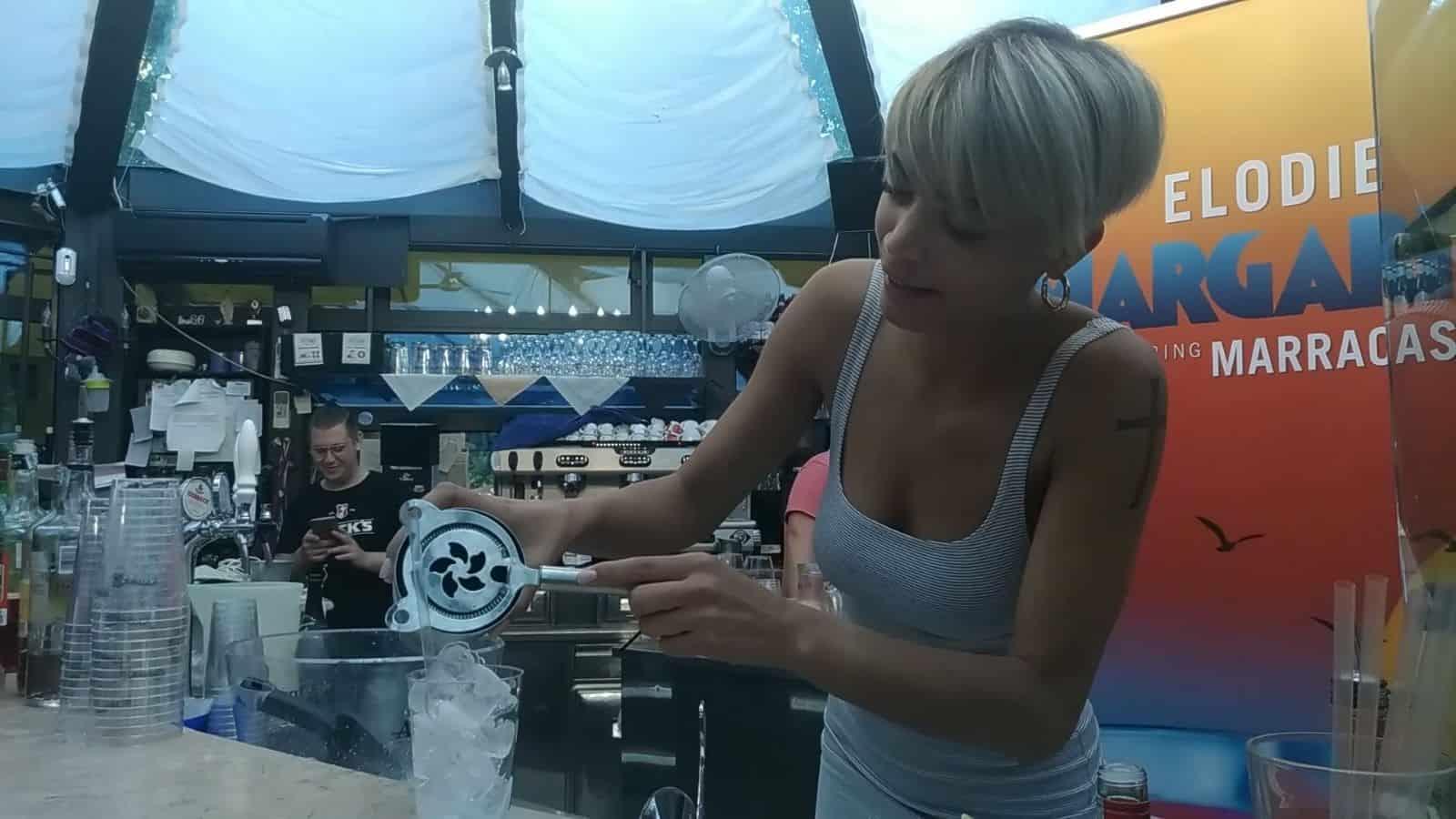 "Elodie ci offre con ""Margarita"" 1"