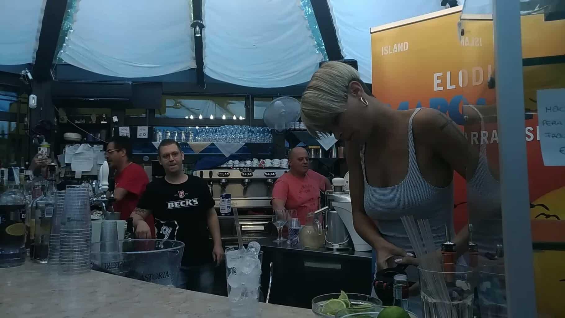 "Elodie ci offre con ""Margarita"" 2"