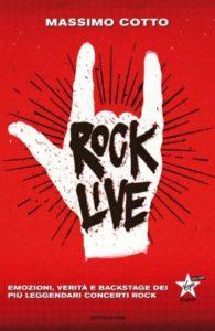 """""""Rock live"""": i concerti che hanno fatto storia raccontati da Massimo Cotto 1"""