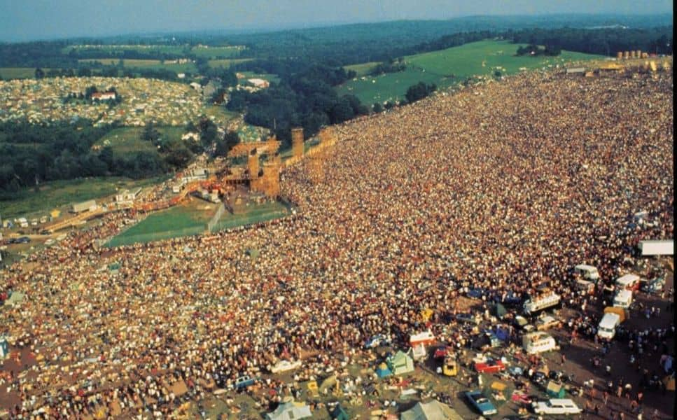 Woodstock: retroscena di pace, amore e musica 50 anni dopo
