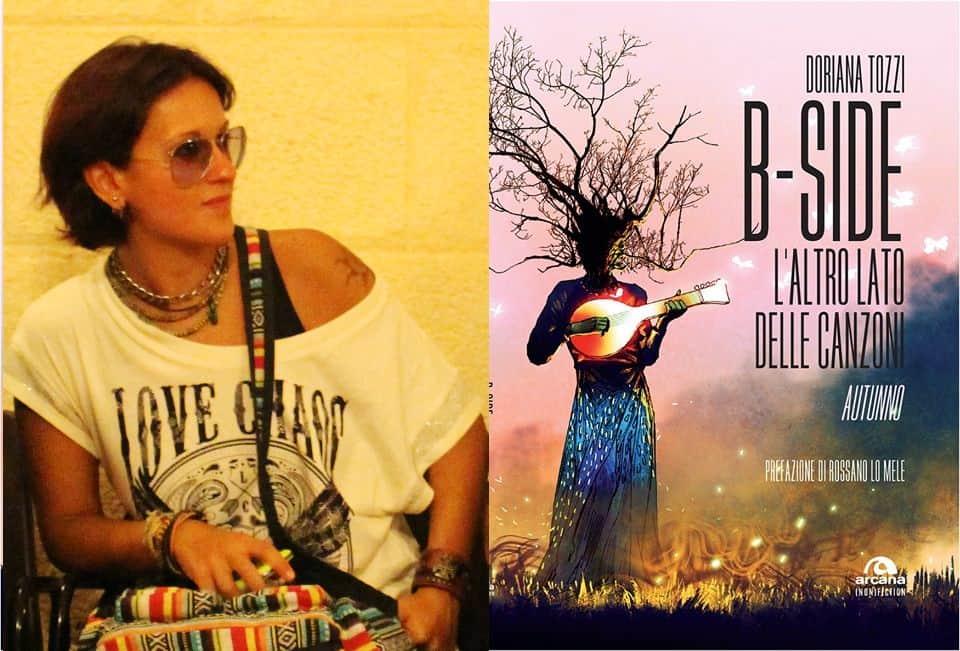 B-Side di Doriana Tozzi: quando le storie nascono dalle canzoni