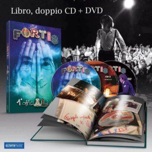 1° OfficiALive: Alberto Fortis compie 40 anni, di carriera 1