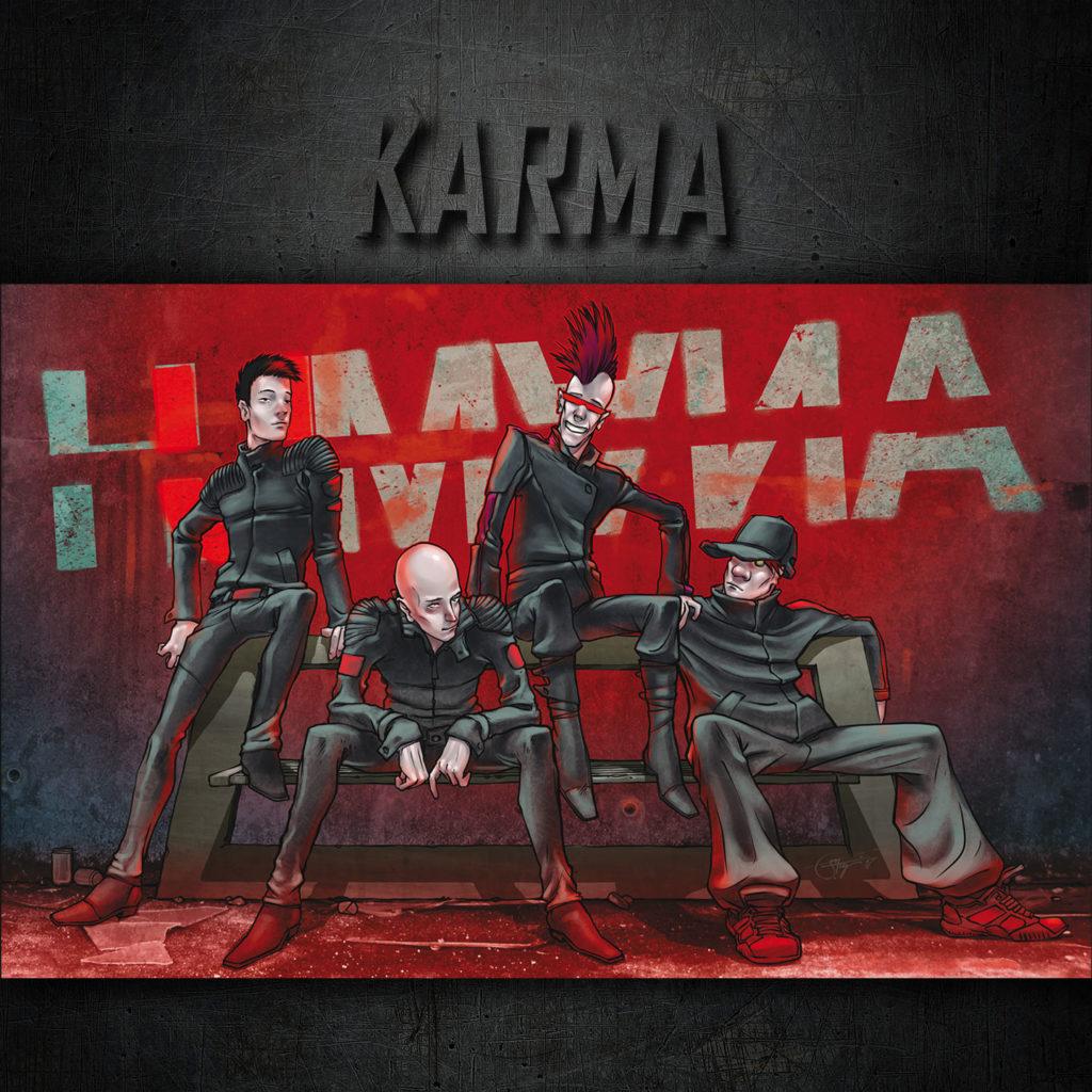 Karma il nuovo album degli Humana e Karma 1