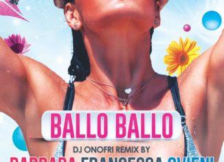 """Esce """"Ballo Ballo"""" di Barbara Francesca Ovieni 4"""