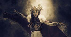 'La cavalcata delle valchirie': l'eroe divino e...femminile!